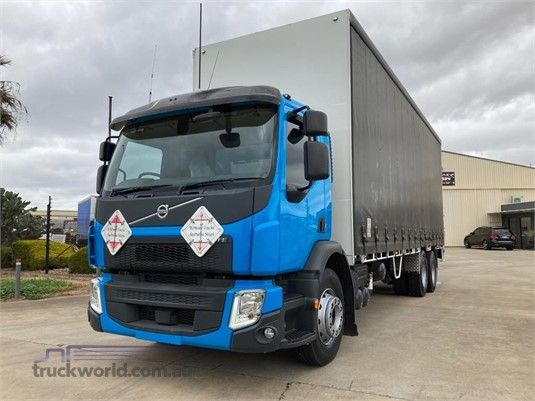 2016 Volvo FE280 - Trucks for Sale