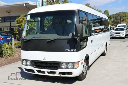 2011 Mitsubishi Rosa BE64D Deluxe - Buses for Sale