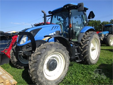 New Holland Tractors For Sale In New York 155 Listings Tractorhouse Com Page 1 Of 7