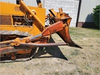 Case 1150B Dozer, Ripper, 6 Way Blade, PTO,