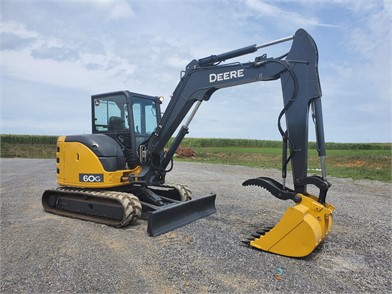 Deere 60g For Sale 75 Listings Machinerytrader Com Page 1 Of 3