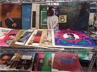 11 - HUGE LOT OF RECORDS (B)