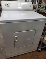 336 - WHITE KENMORE DRYER