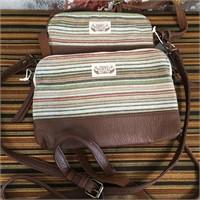 714 - NEW PISTIL PURSE & CHANGE BAG