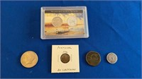 Online only coin, ammo, knife & toy auction