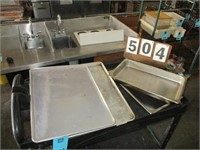 Houston  Restaurant equipment and New Smallwares auction