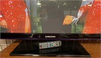 788 - SAMSUNG PLASMA 51 INCH TV W/ REMOTE