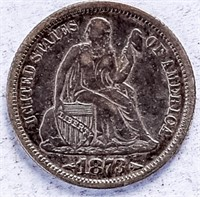 August 25th - Online Only Coin Auction
