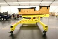 Custom Cart Metal Frame, Portable