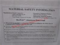 HexWeb Aluminum Honeycomb