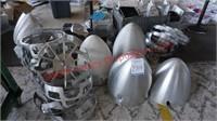 Aluminum Head Propellers