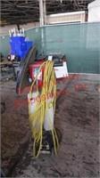Heavy-Duty Rotary Floor Cleaning Machine