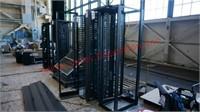 Solar Panel and Server Racks