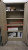 Cabinet and File Cabinet