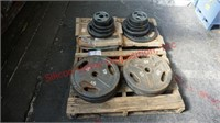weights plates