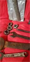 Files, Hammer, Levels , Wrenches,  Misc Lot some