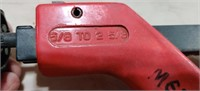 "Pipe Cutter. 5/8""   to  2 5/8"" U.S.A. Made"