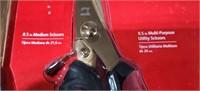 New Husky Titanium 2 Pc. Scissors Set