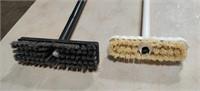 2 siding Brushes