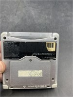 Game boy advance sp - no power cord - as is
