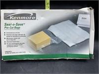 Kenmore deal n save precut bags