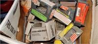 Large Box of Nails, Staples,Screws,etc