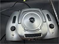 Durabrand am/fm stereo CD player cassette
