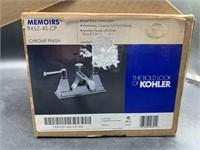 Kohler chrome finish faucet - new