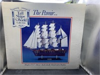 The Pamir - tall ships of the world collection
