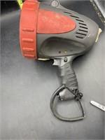 Husky light - no power cord