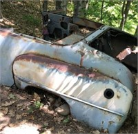 653 - Cars, Jaguar, Cadillac, Graham, Parts,  8/24/20 online