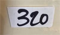 320 - DONKEY CELL FRAMED ART