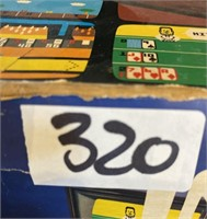320 - VINTAGE INTELLIVISION GAME SYSTEM