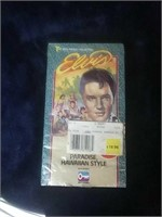 Lot of 3 Elvis Presley vhs movies. Not tested As