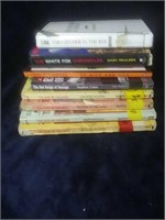 Lot of 8 books for teenage boy. Adventure type