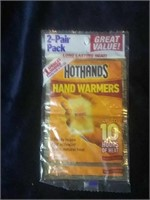 Hothands hand warmers.