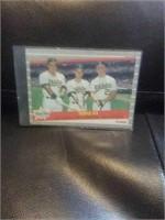 Athletics Fleer 1989 Triple A's baseball card.