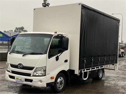 2012 Hino 300 Series 617 - Trucks for Sale
