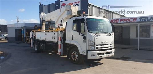 2008 Isuzu FSR 850 - Trucks for Sale