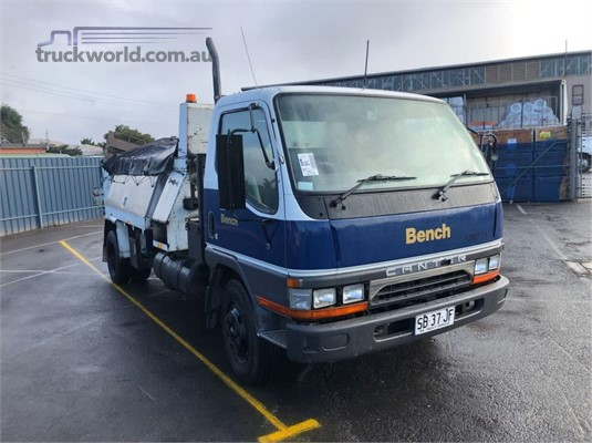 1999 Mitsubishi Fuso CANTER 500/600 - Trucks for Sale