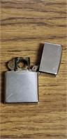 Vintage Zippo Rare I 04 insert, Engraved Richard,