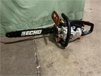 Echo CS- 346 Chain Saw  Nice Condition