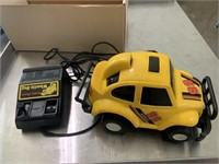 Remote controlled wheelie bug