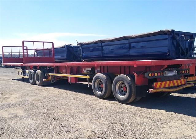 2013 Sa Truck Bodies Superlink Flat Decks X 5 Units Truckpaper Com