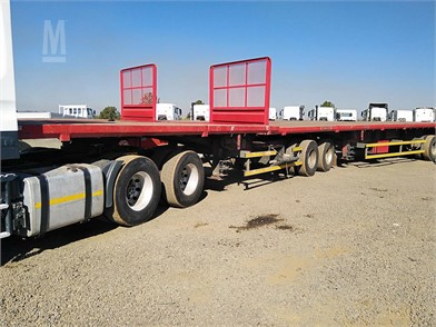 Sa Truck Bodies Standard Flatbed Trailers For Sale 43 Listings Marketbook Co Za Page 1 Of 2