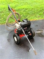 Pressure Washer, gas powered (view 1)