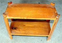 Wood Side Table/Stand