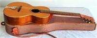Vintage Guitar w/Case