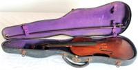 Vintage Violin w/Case