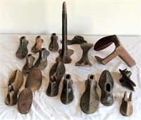 Vintage Cobblers Tools